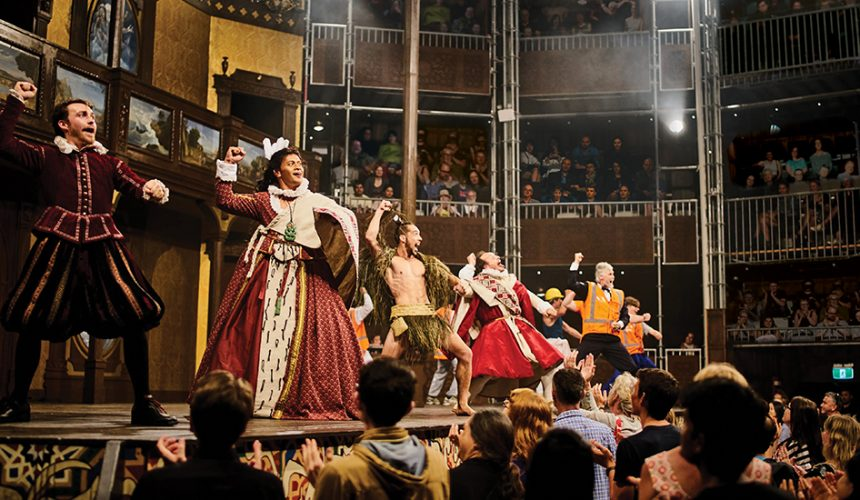 This month, see Shakespeare at the Globe…in Sydney!